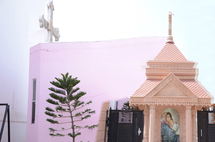 Jaipur VKI Church