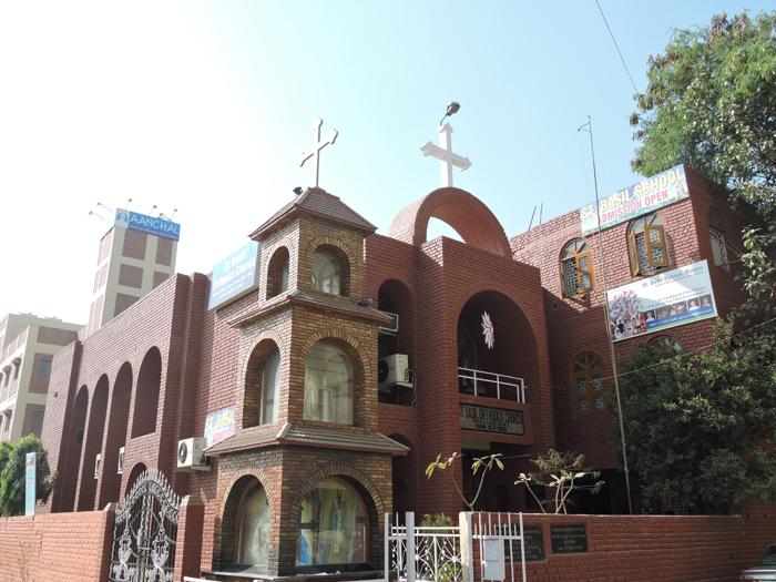 St. Basil's O.C., Rohini