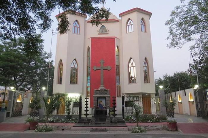 St. George, Dwarka