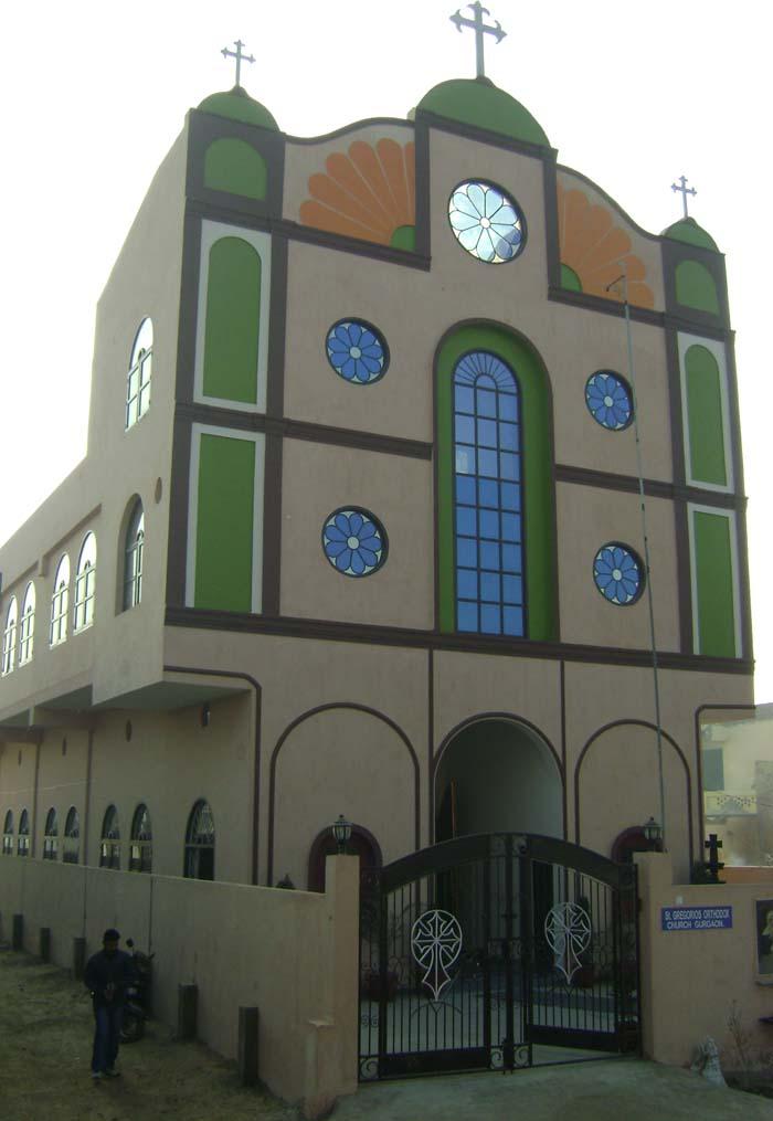 St. Gregorios, gurgaon