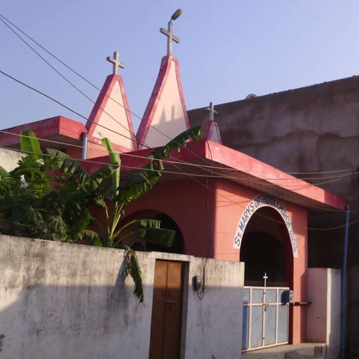 St. Mary's, Dholpur