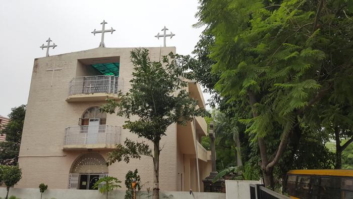St. Mary's O.C., Chd