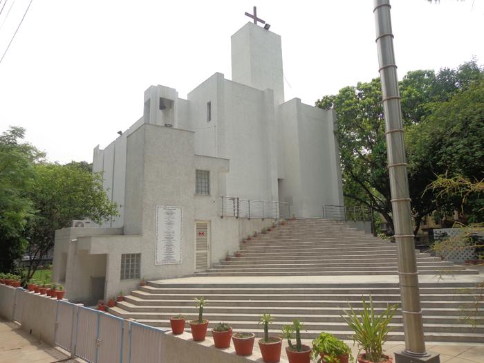 St. Mary's Orthodox Cathedral, Hauz Khas