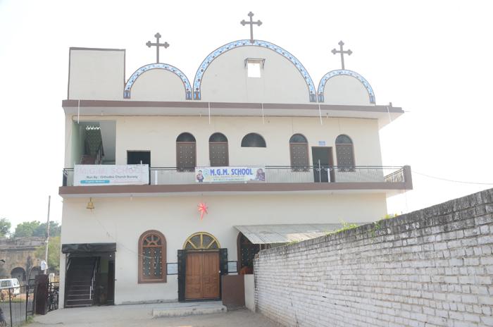 St. Paul's O.C., Gwalior