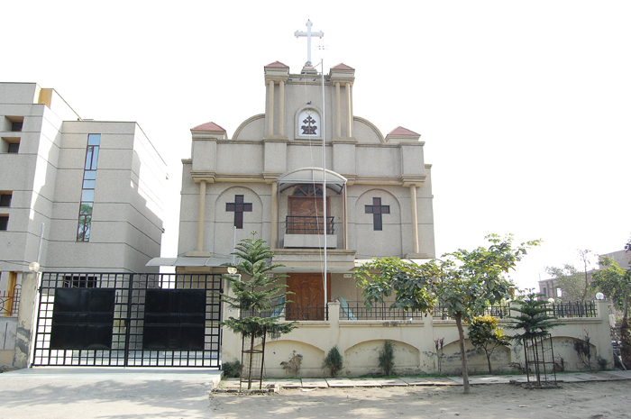 St. Stephn church, Dilshad