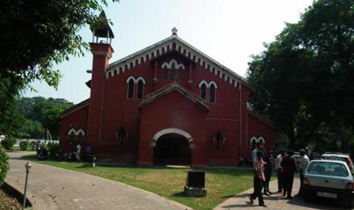 St. Thomas, Allahabad 2