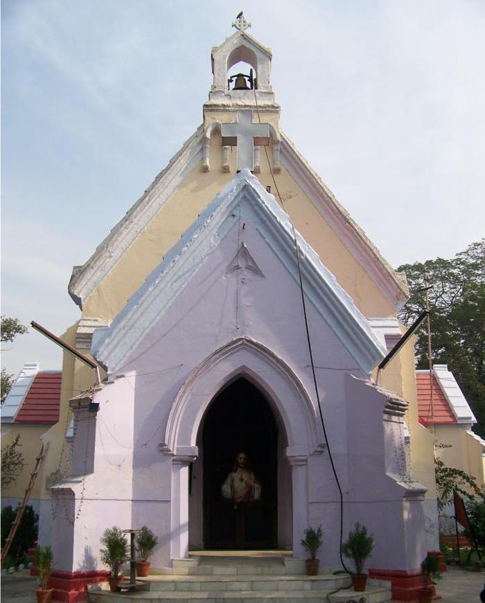 St. Thomas, Hissar