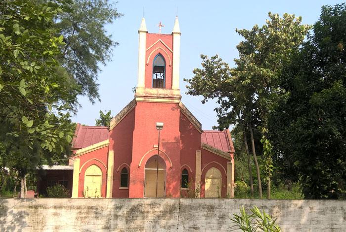 St. Thomas O.C, Ambala