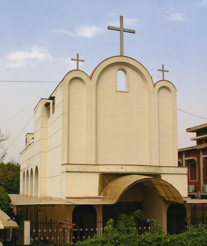 St. Thomas, Sarita Vihar